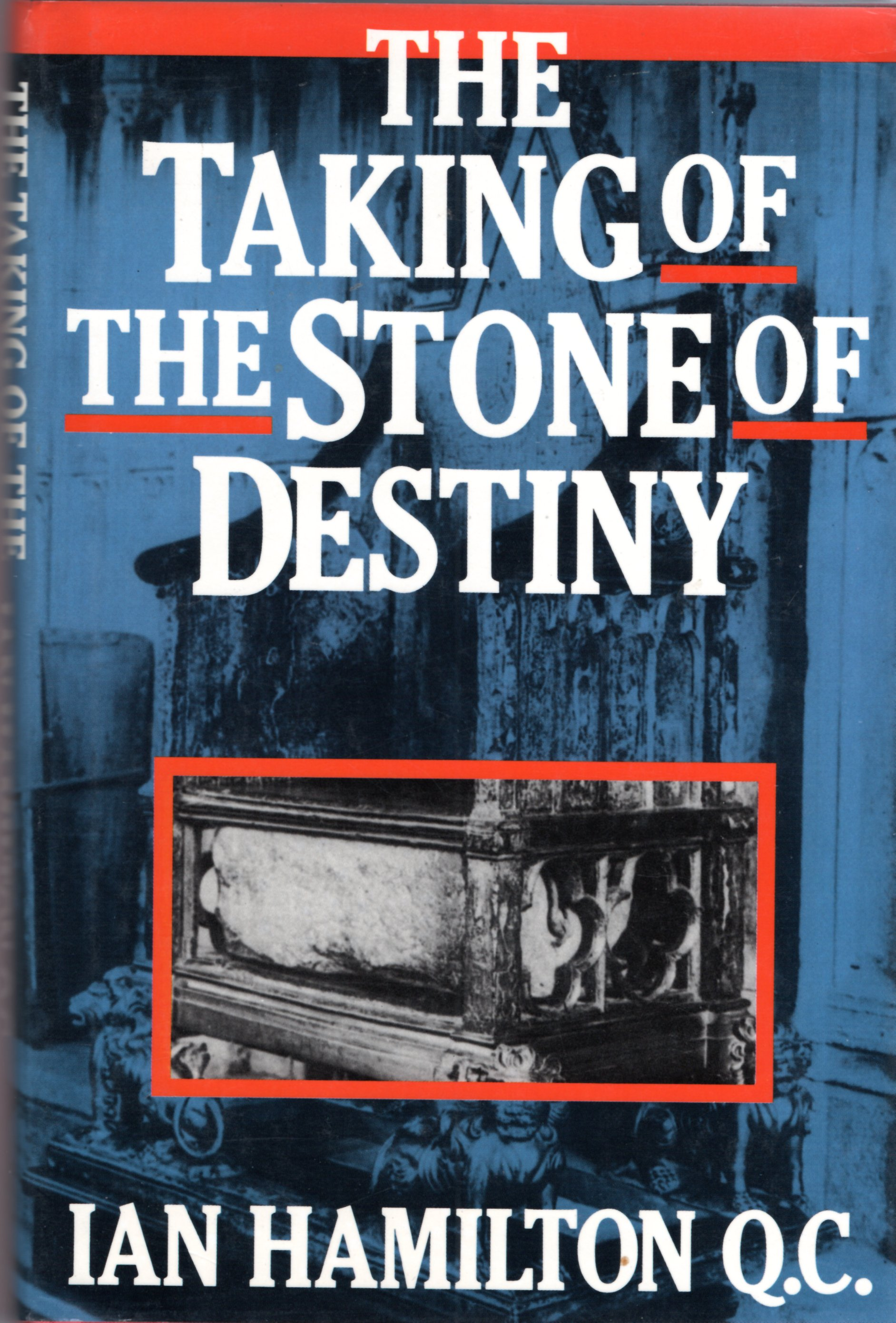 Image for The Taking of the Stone of Destiny