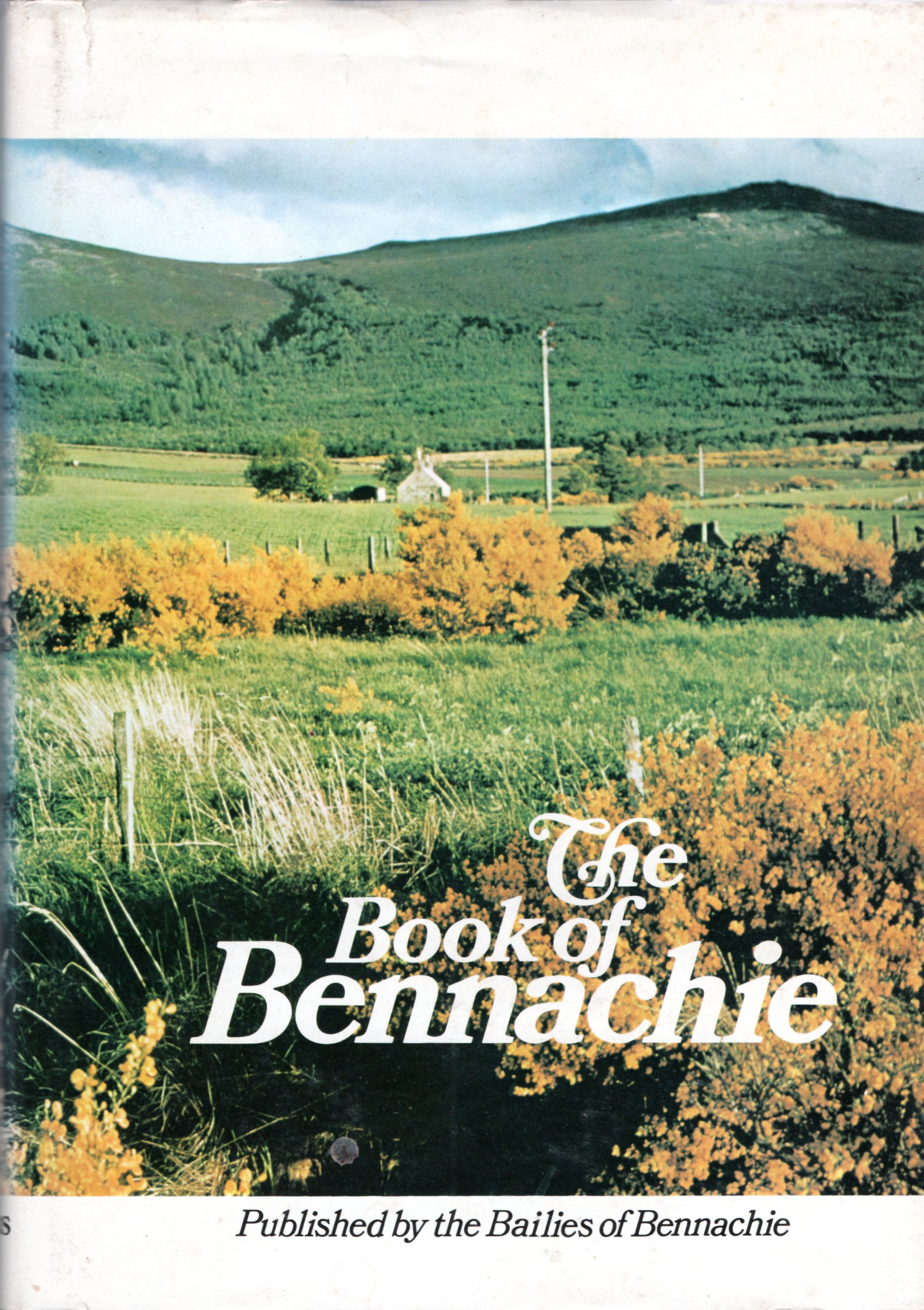 Image for The Book of Bennachie.