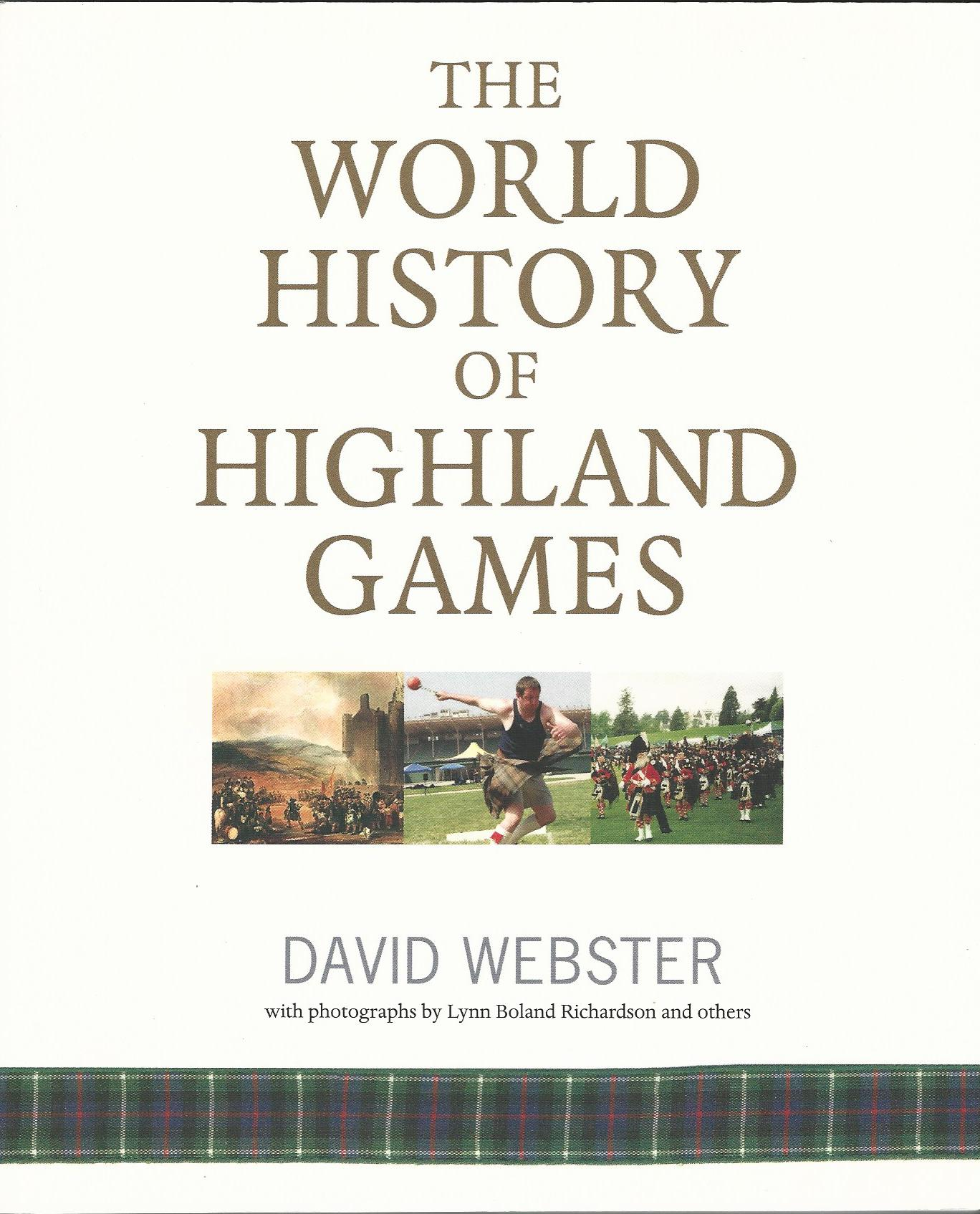 Image for World History of Highland Games
