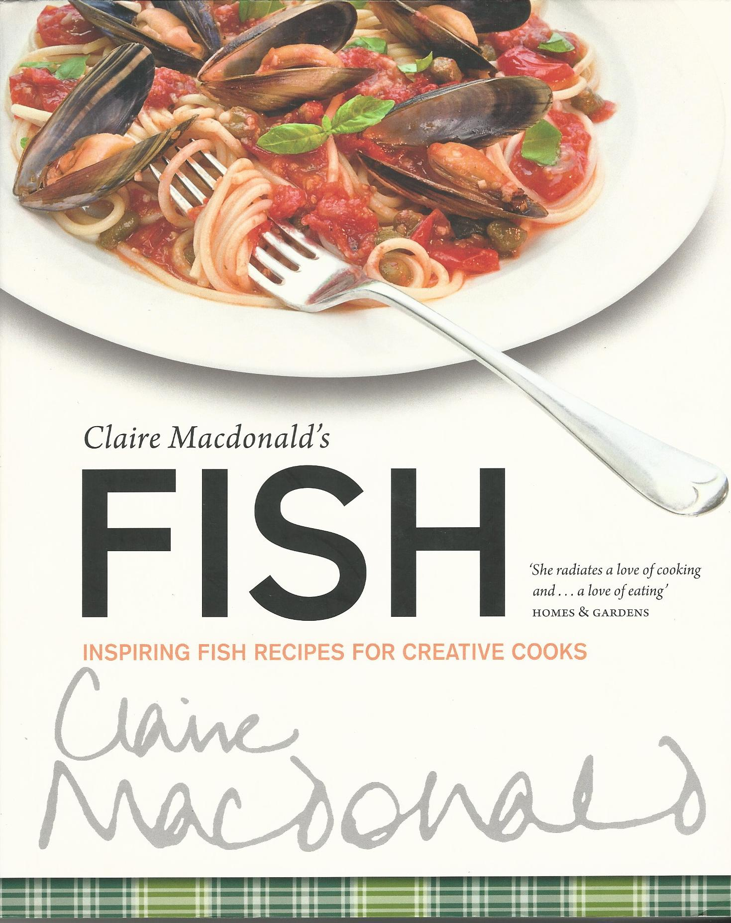 Image for Fish: Inspiring Fish Recipes for Creative Cooks