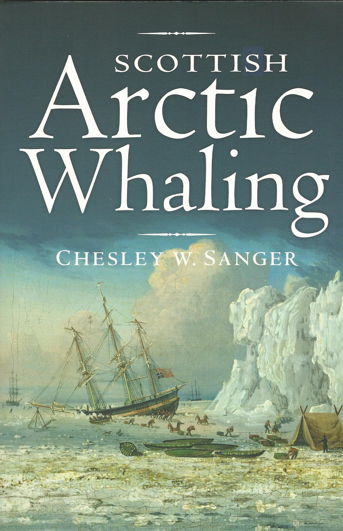 Image for Scottish Arctic Whaling