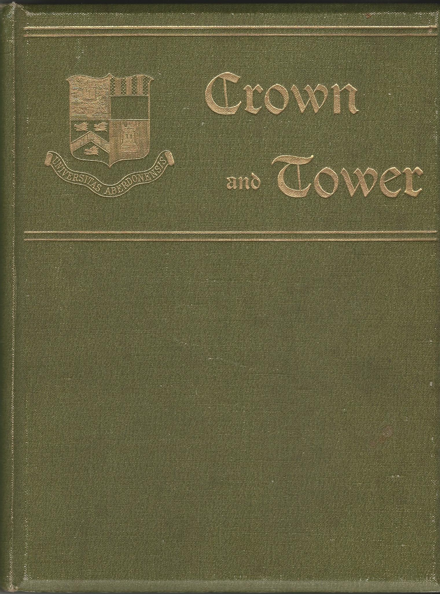 Image for Crown and Tower - Edited for the University Union Bazaar