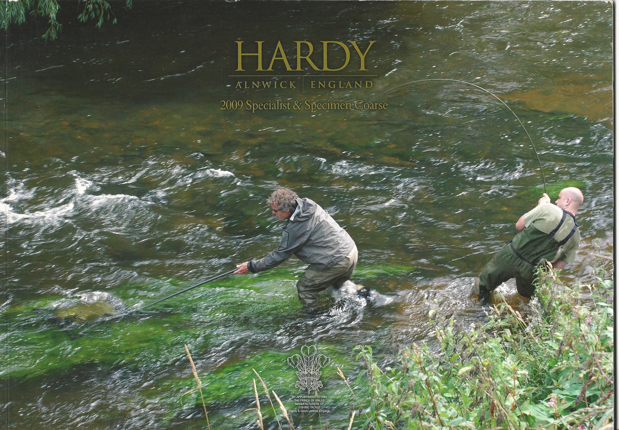 Image for Hardy Tackling the World & Hardy 2009 Specialist & Specimen Coarse.