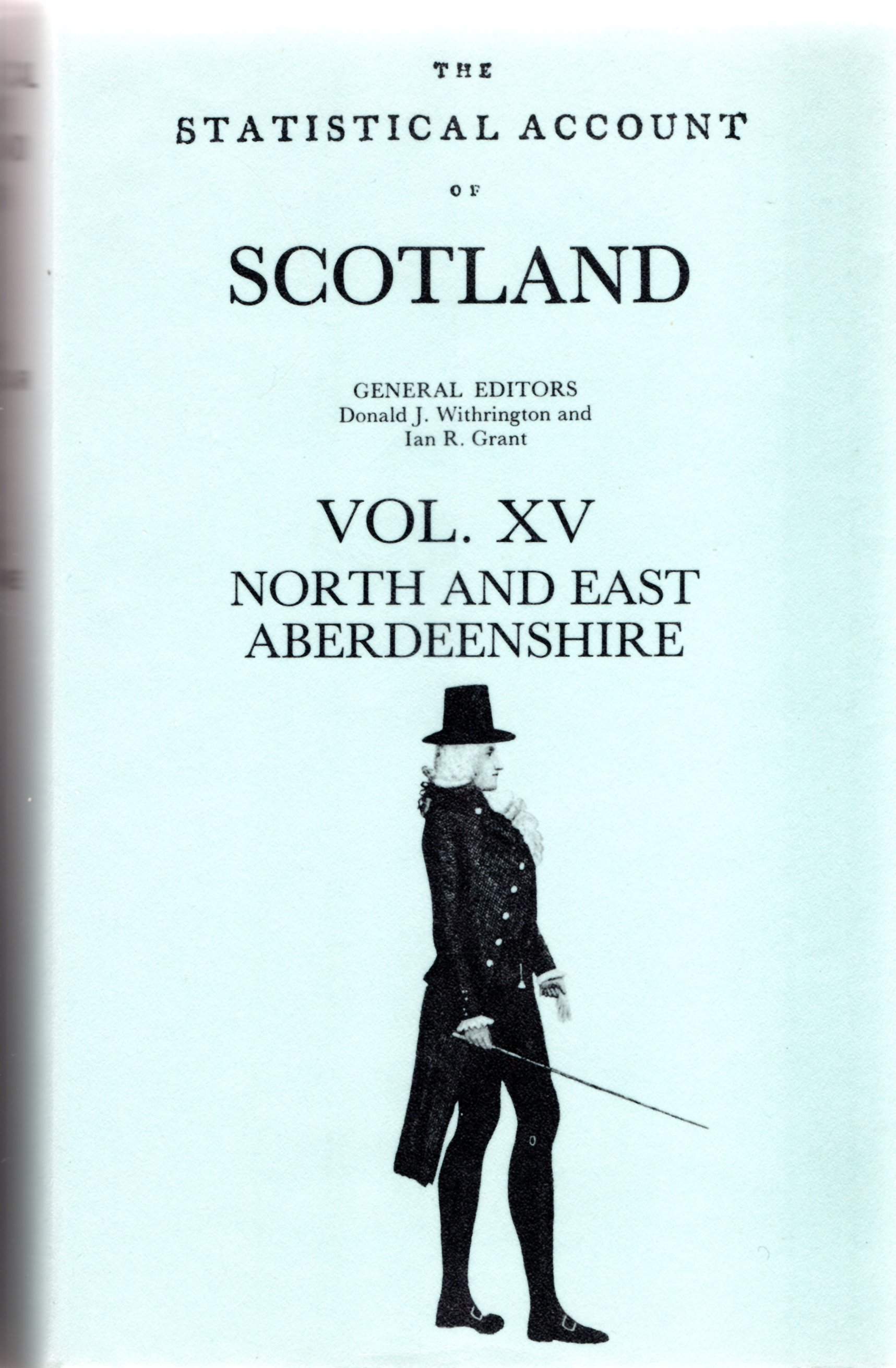 Image for Statistical Account of Scotland: North and East Aberdeenshire v. XV (15)