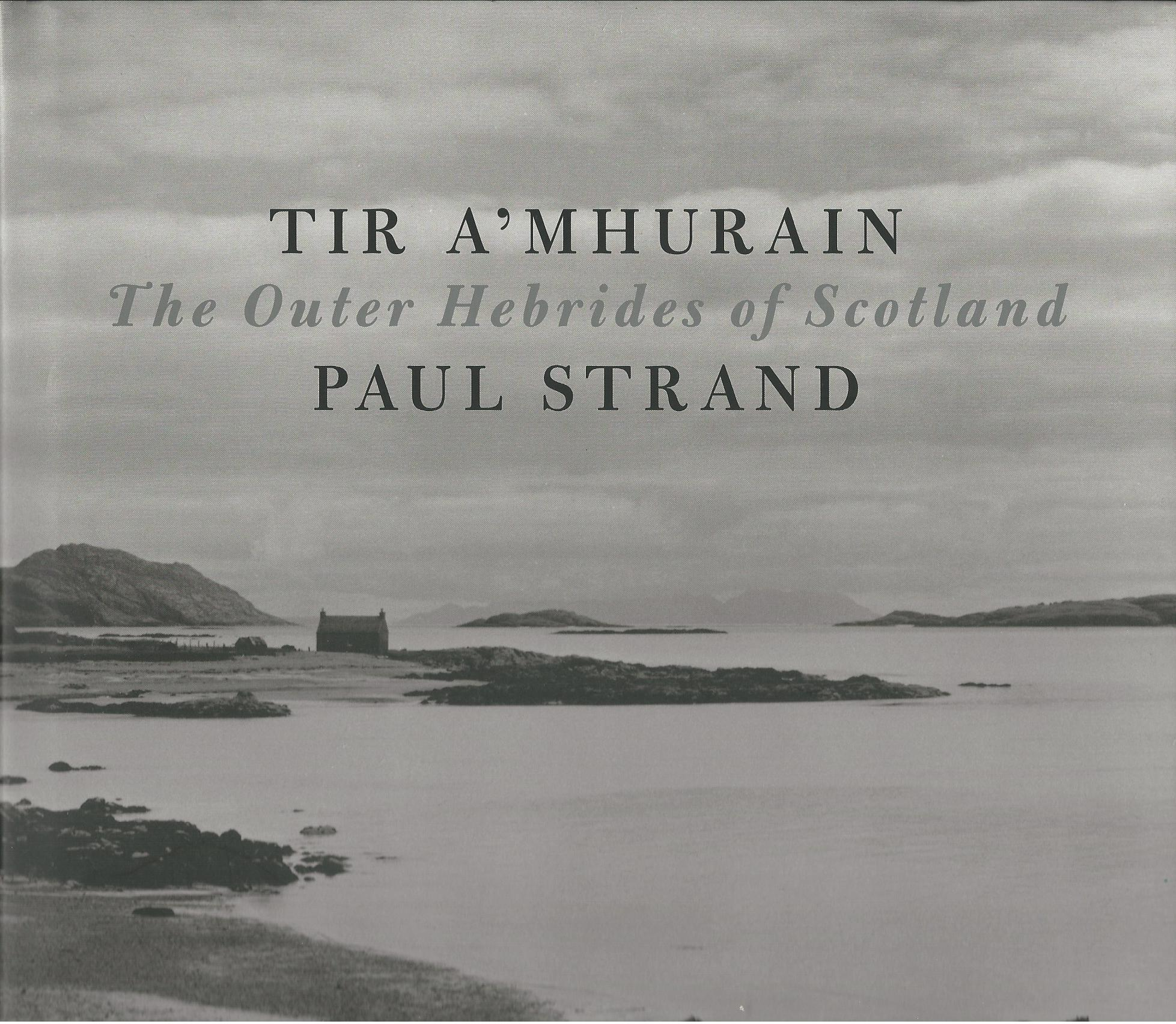 Image for Tìr a' Mhurain: The Outer Hebrides of Scotland