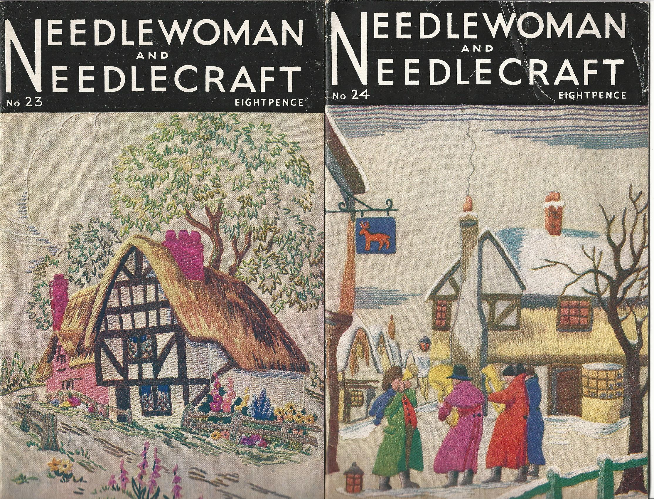 Image for Needlewoman and Needlecraft, No. 23 & 24
