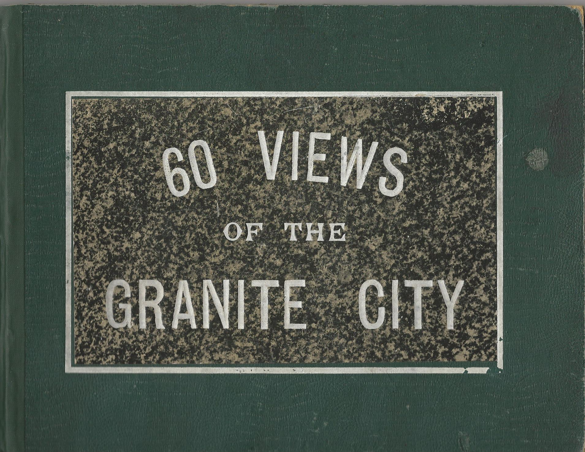 Image for 60 Views of the Granite City