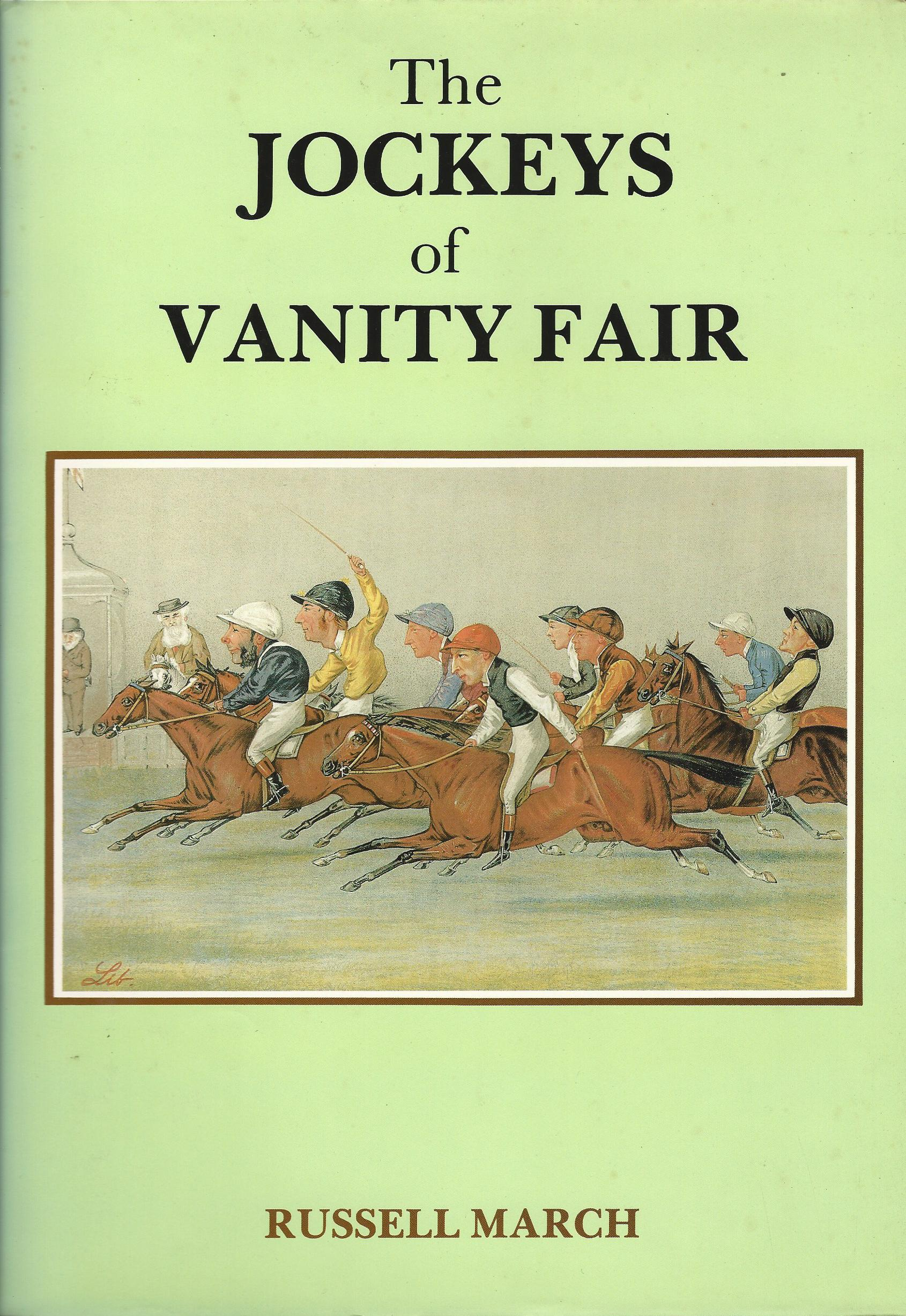 Image for The Jockeys of Vanity Fair