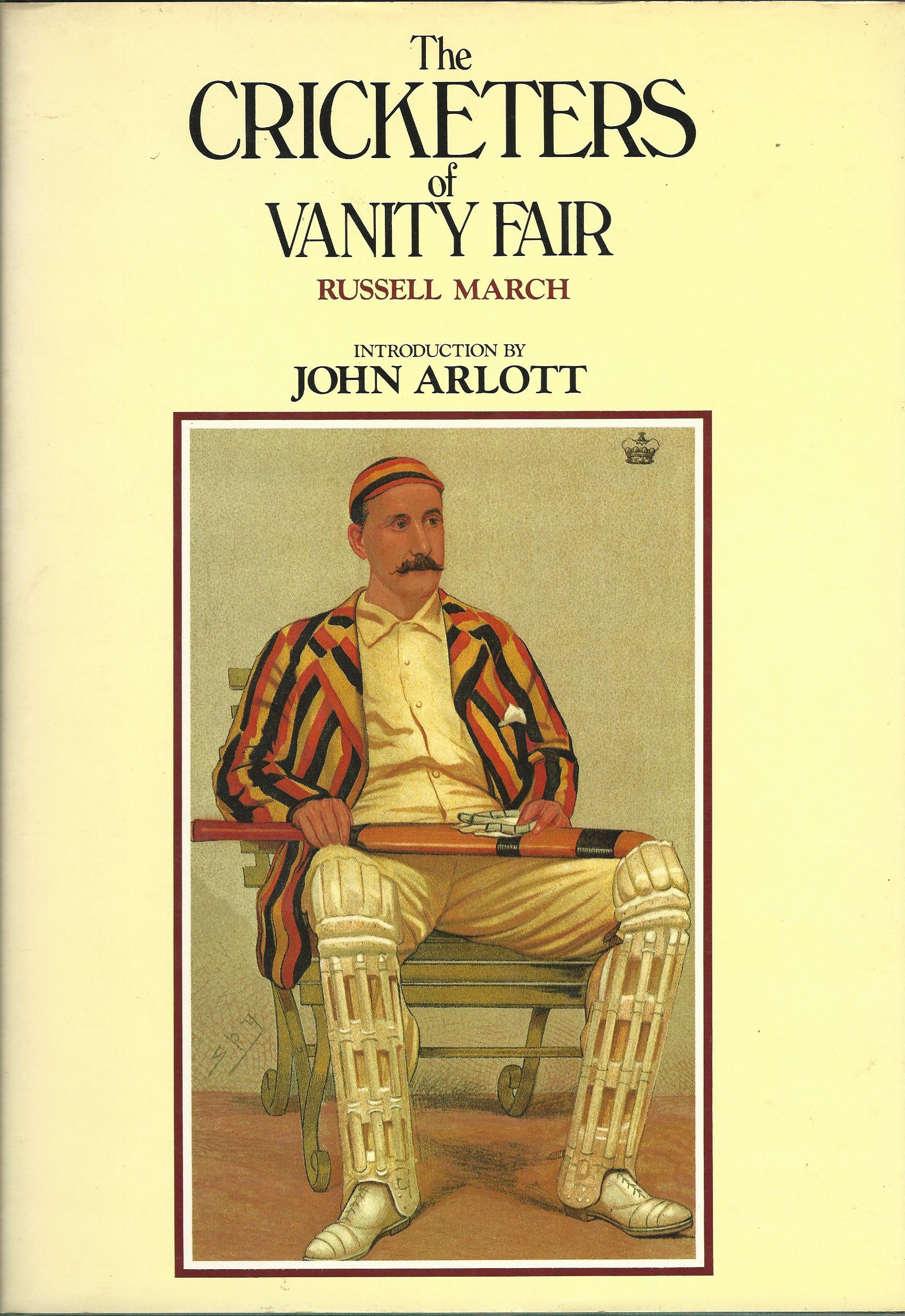 Image for The Cricketers of Vanity Fair