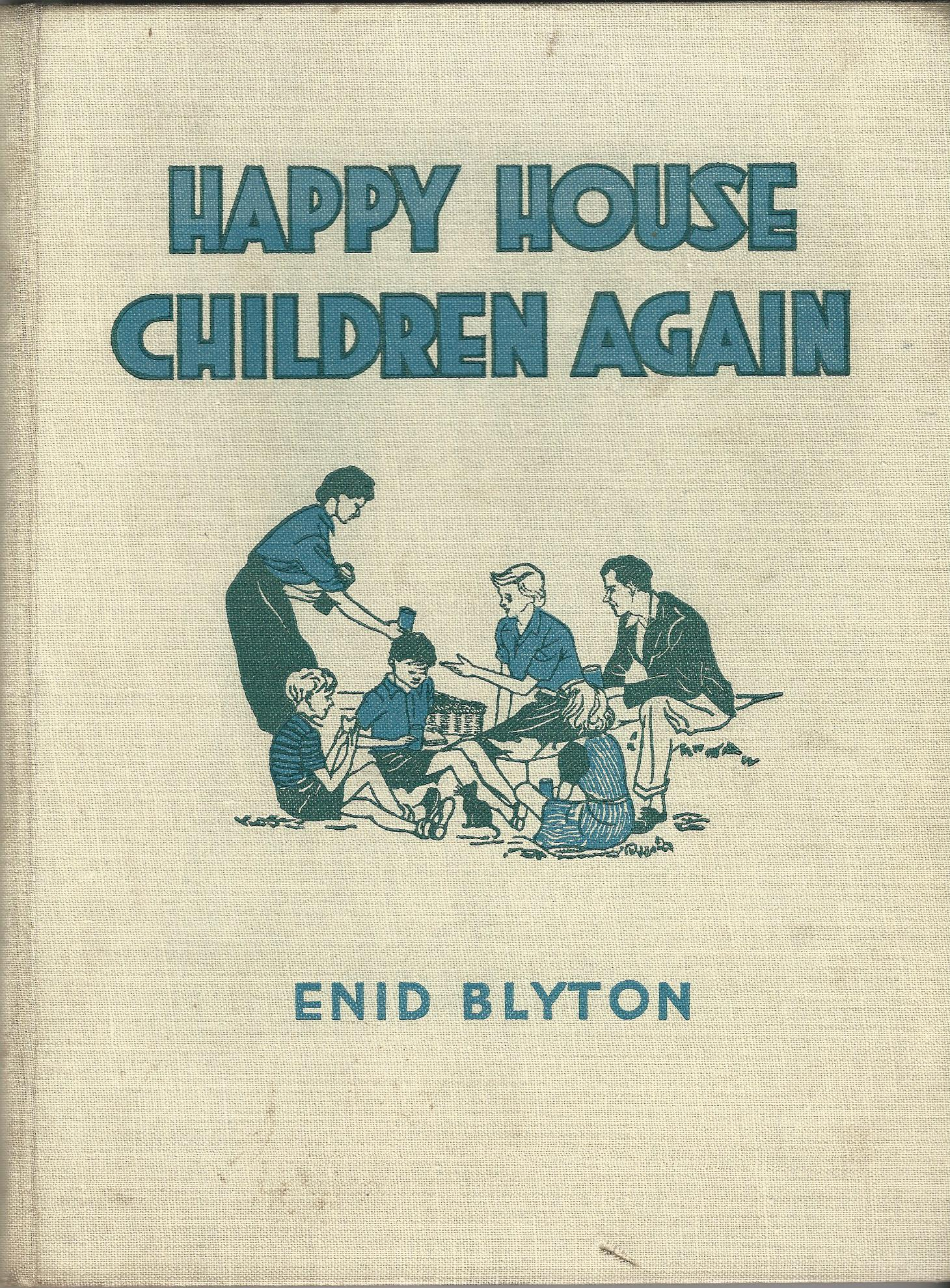 Image for Happy House Children Again