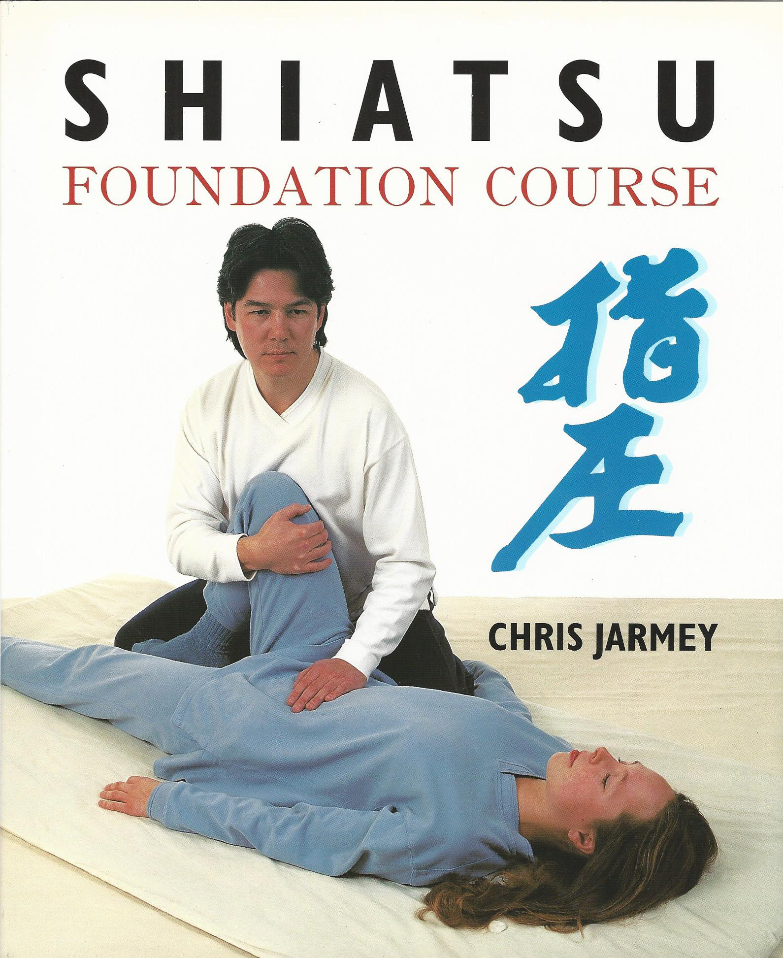 Image for Shiatsu Foundation Course