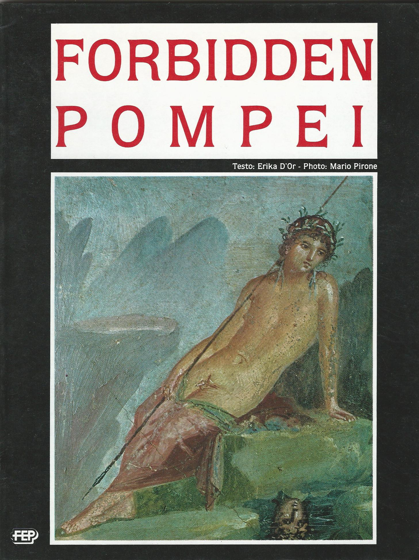 Image for Forbidden Pompei