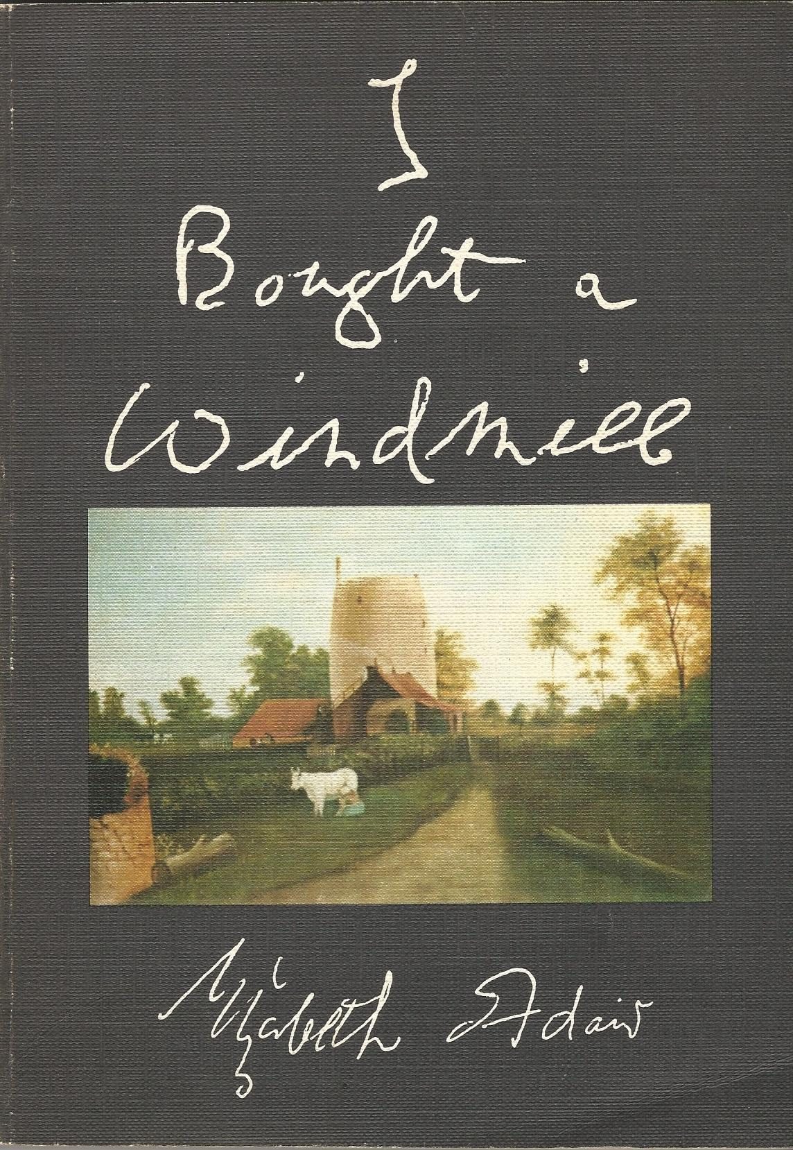 Image for I Bought a Windmill