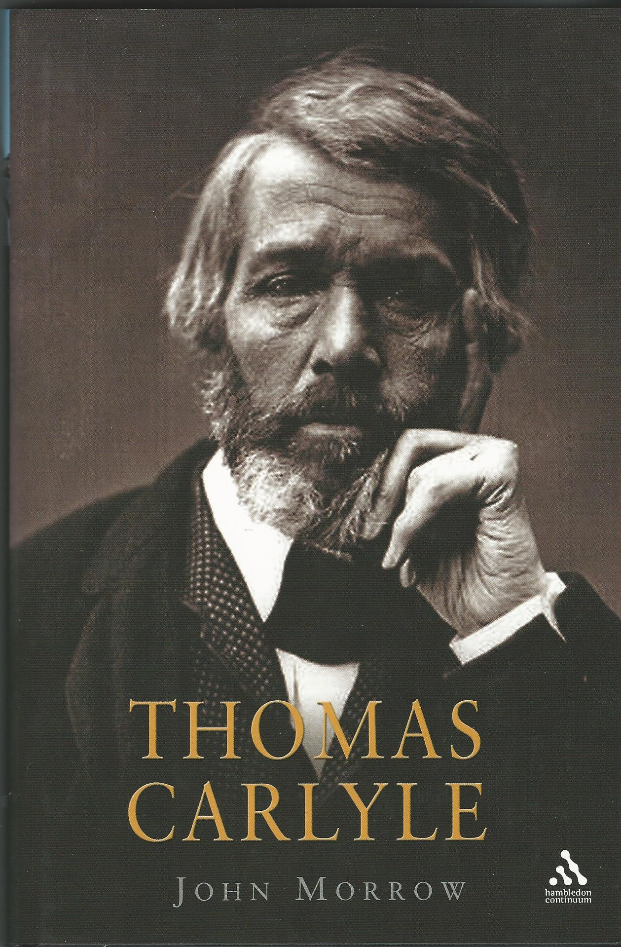 Image for Thomas Carlyle.
