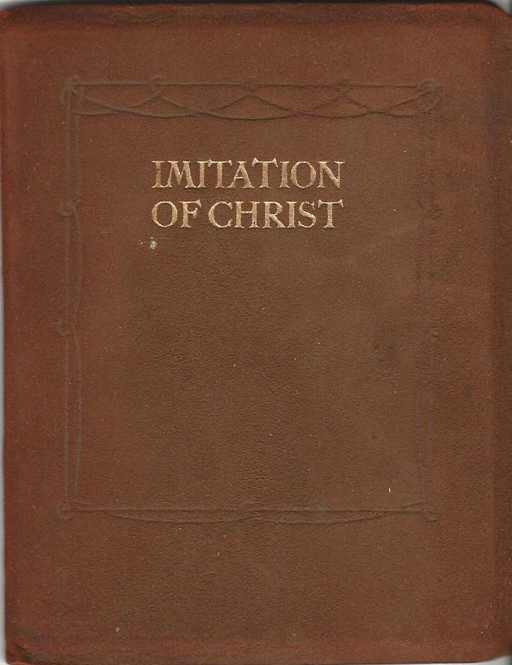 Image for Selections from Imitation of Christ.