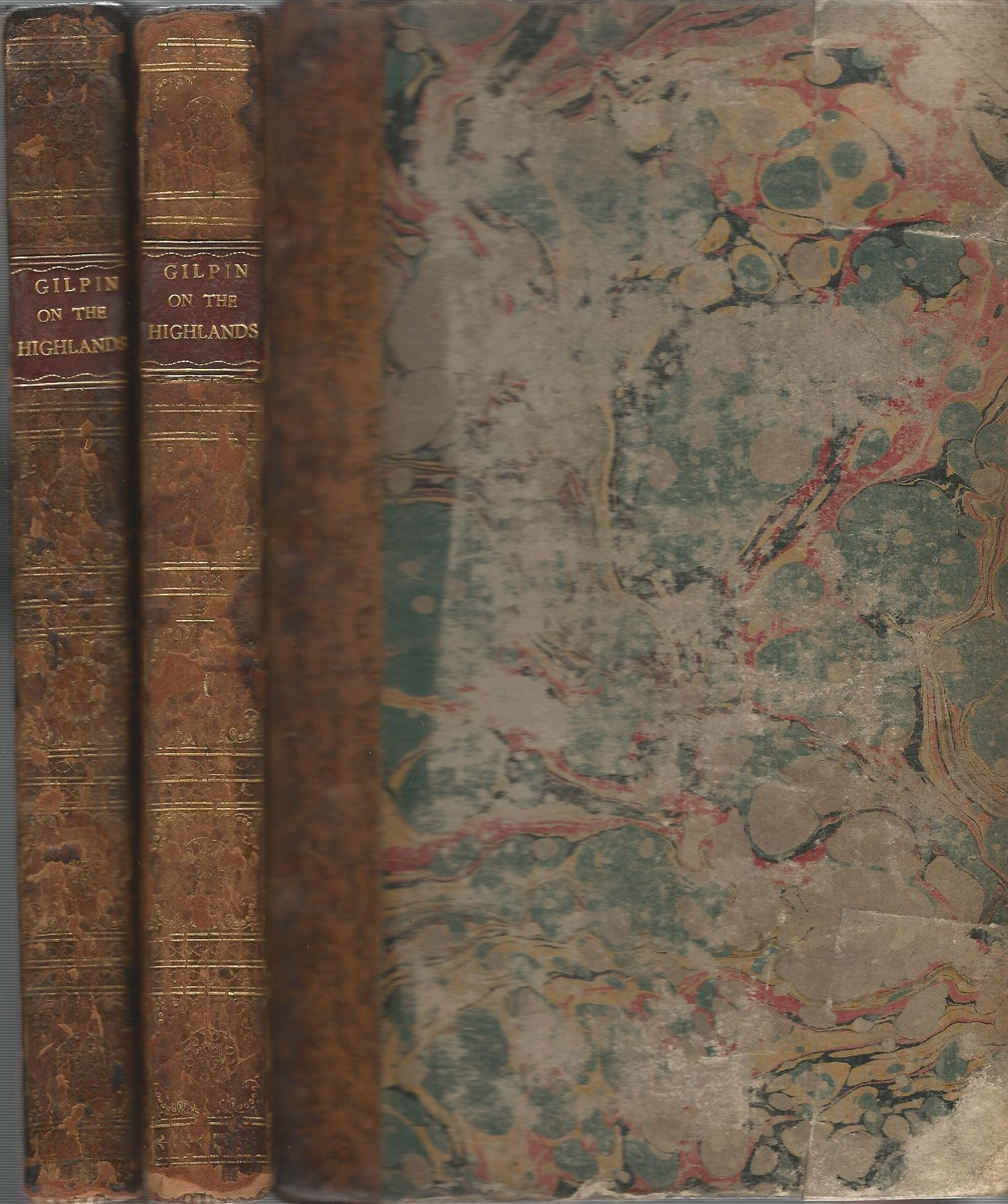 Image for Observations, Relative Chiefly to Picturesque Beauty, Made in the Year 1776, On Several Parts of Great Britain; Particularly the High-Lands of Scotland. Two Volumes Complete