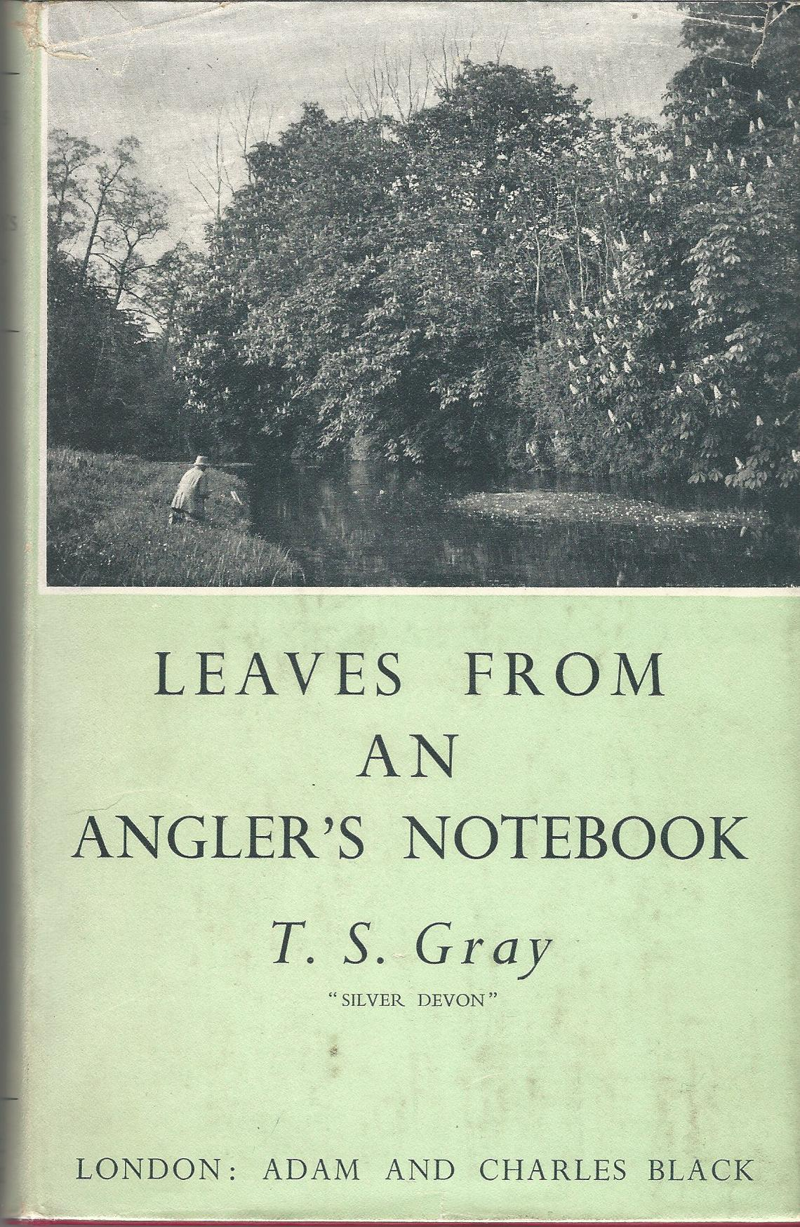 Image for Leaves from an Angler's Notebook.
