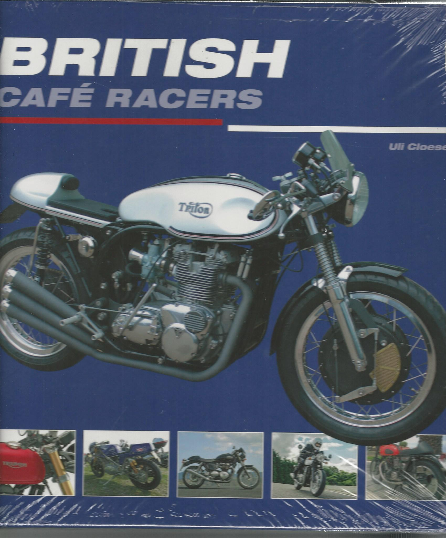 Image for British Cafe Racers.