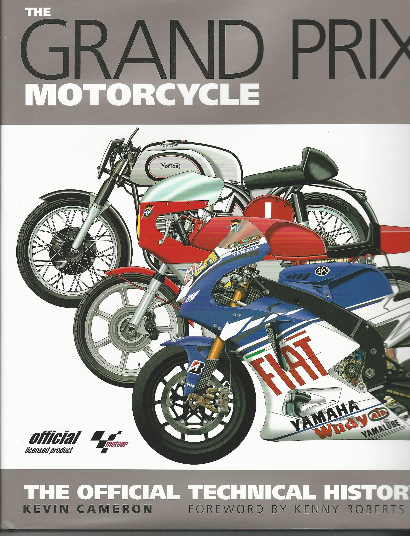 Image for The Grand Prix Motorcycle.