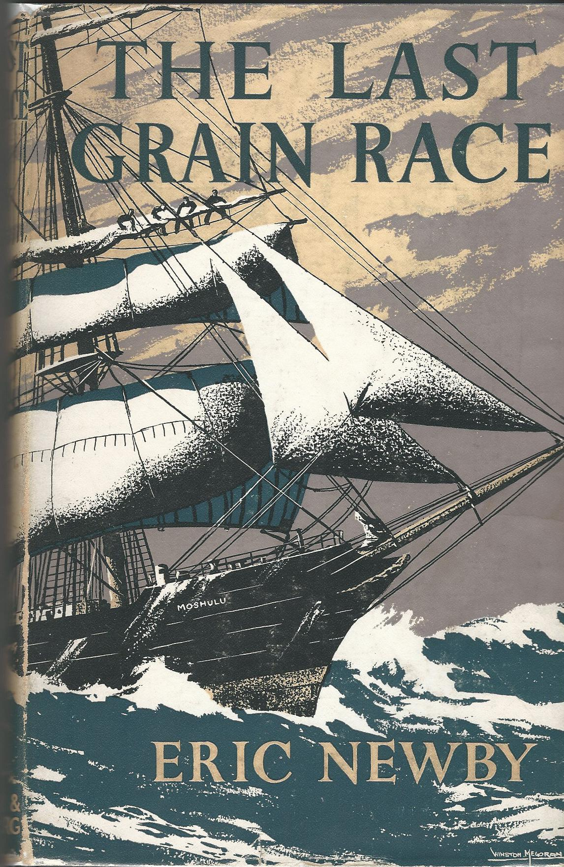 Image for The Last Grain Race