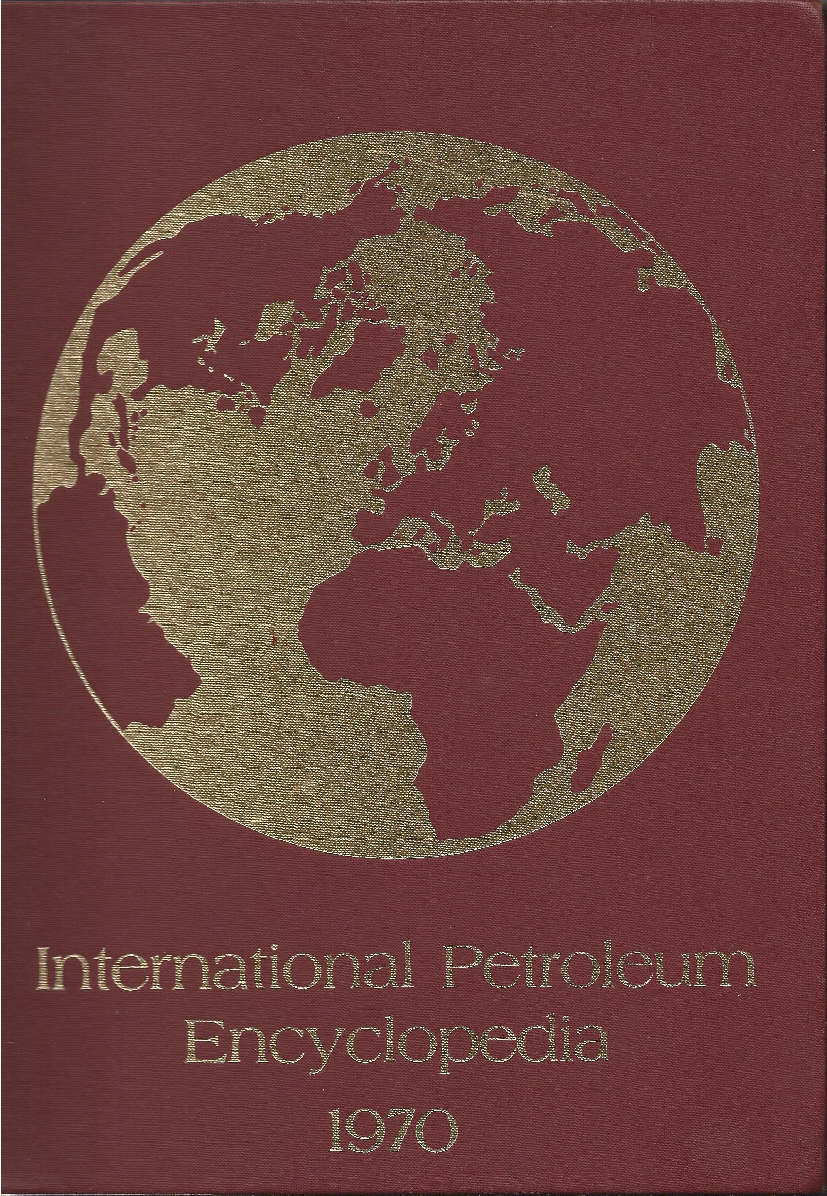 Image for International Petroleum Encyclopedia 1970
