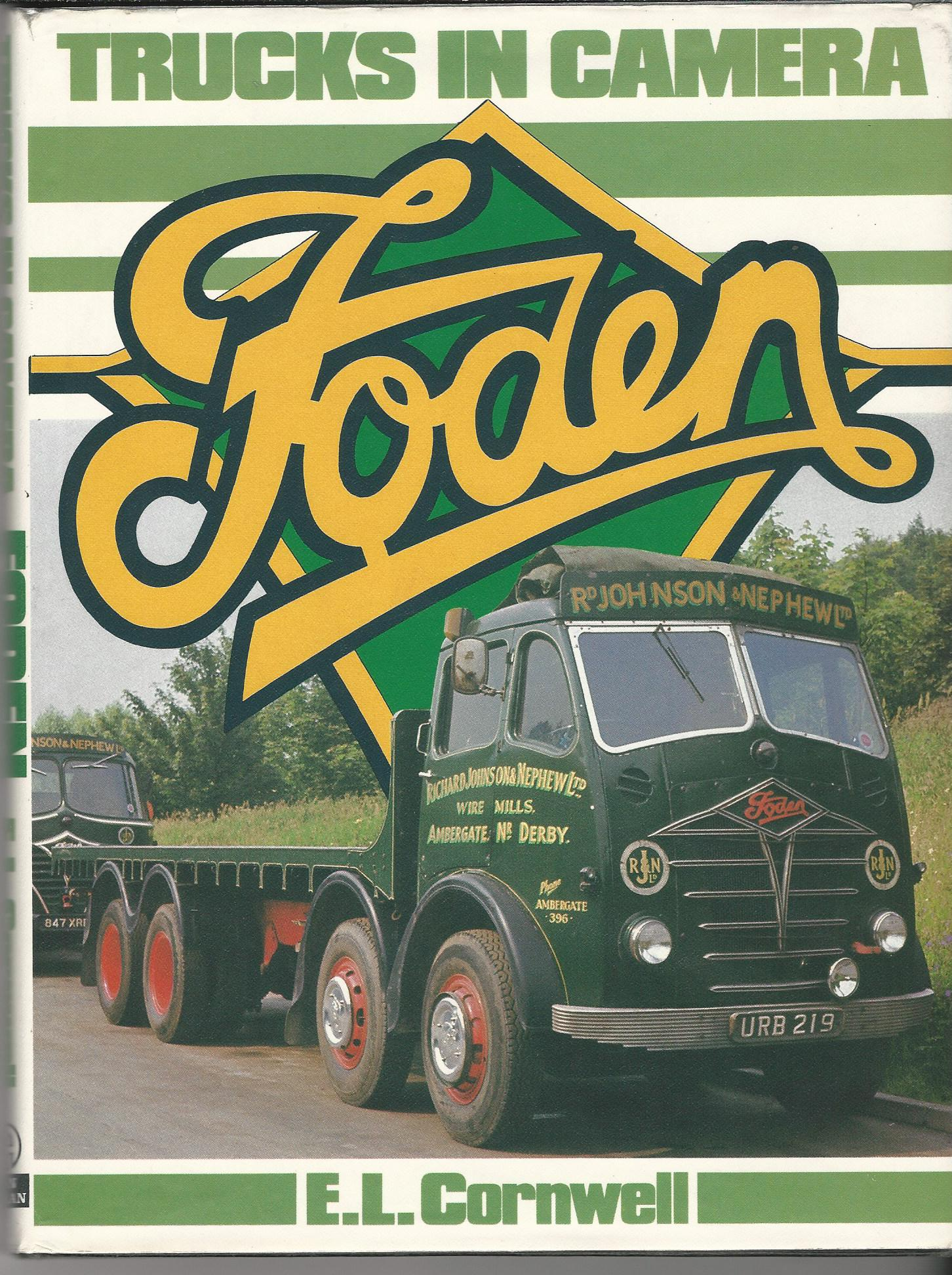 Image for Foden (Trucks in Camera).