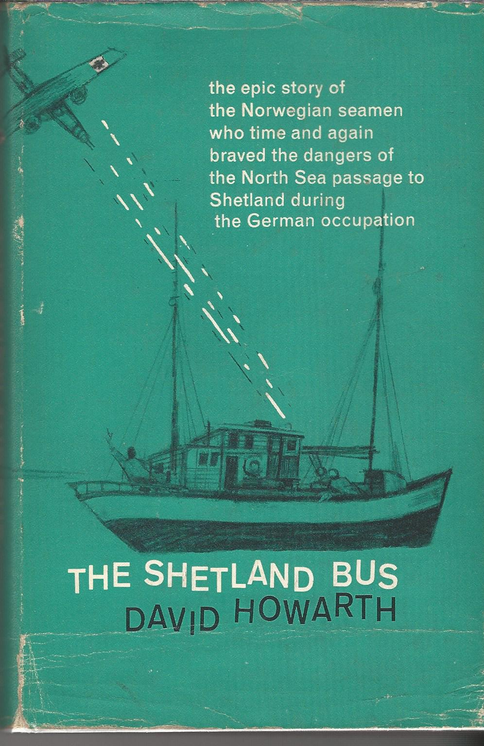 Image for The Shetland Bus.