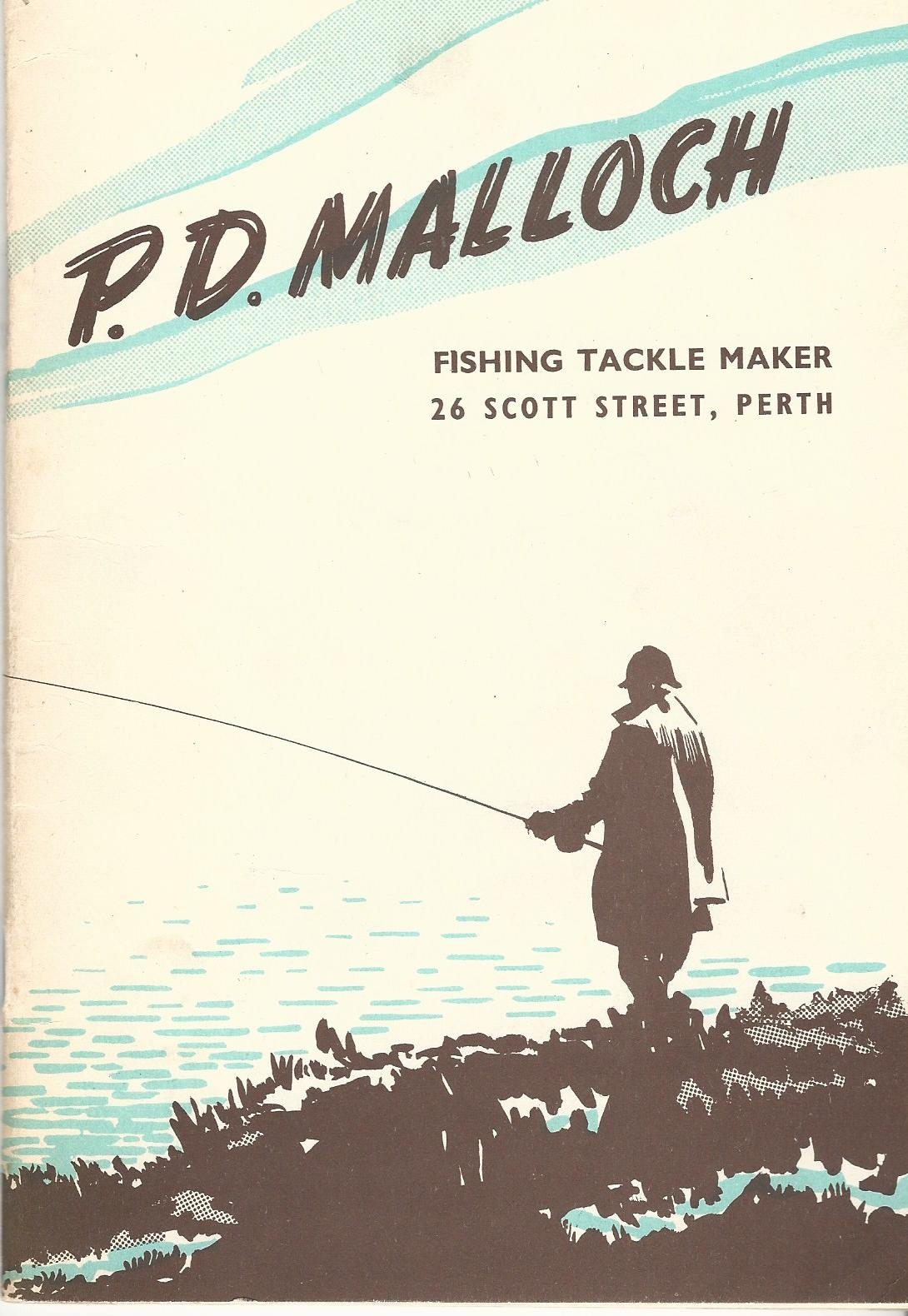 Image for P.D. Malloch Fishing Tackle Maker, Scott Street, Perth.