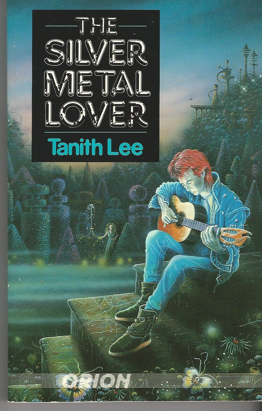 Image for The Silver Metal Lover.