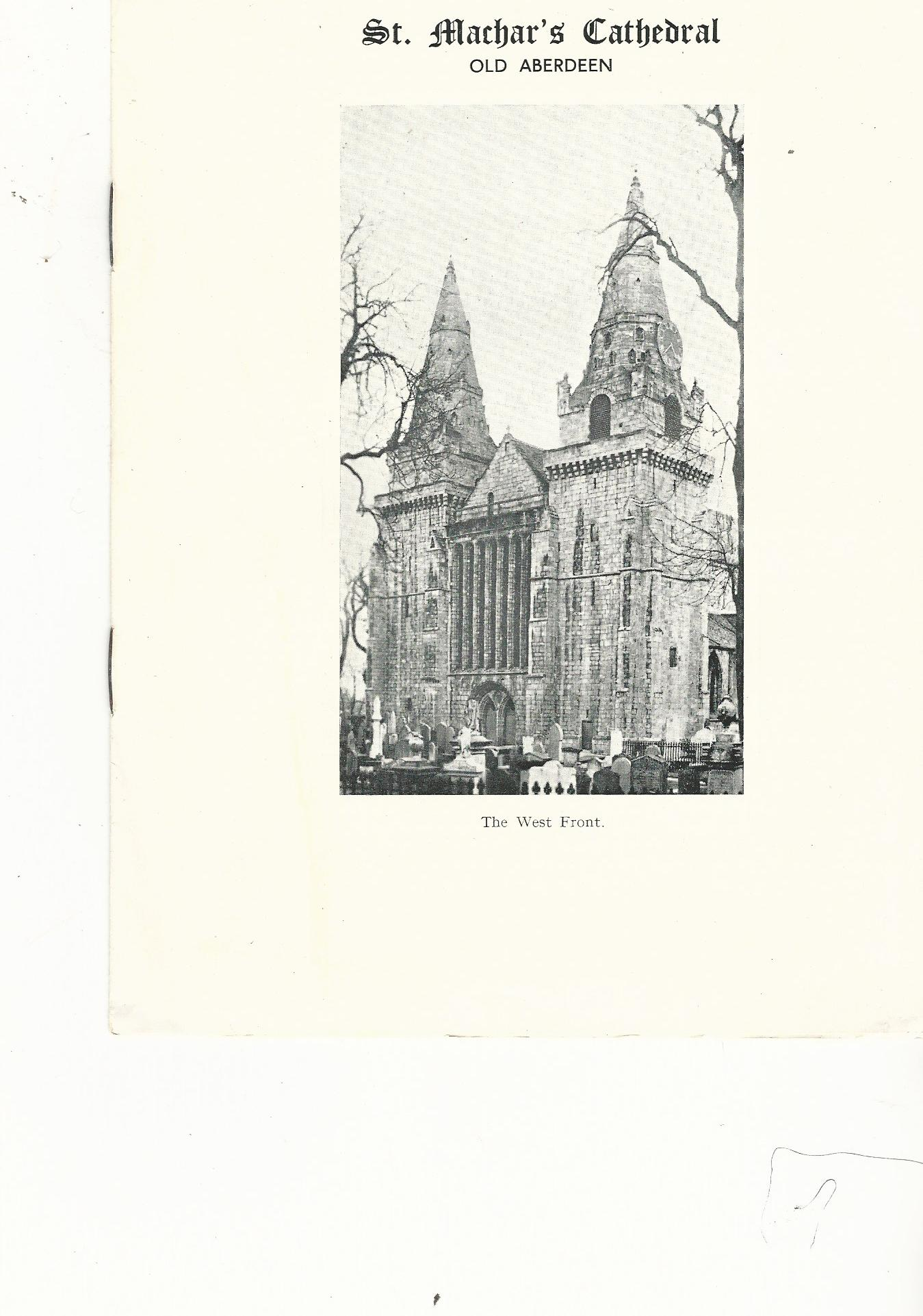 Image for St.Machar's Cathedral: Old Aberdeen.