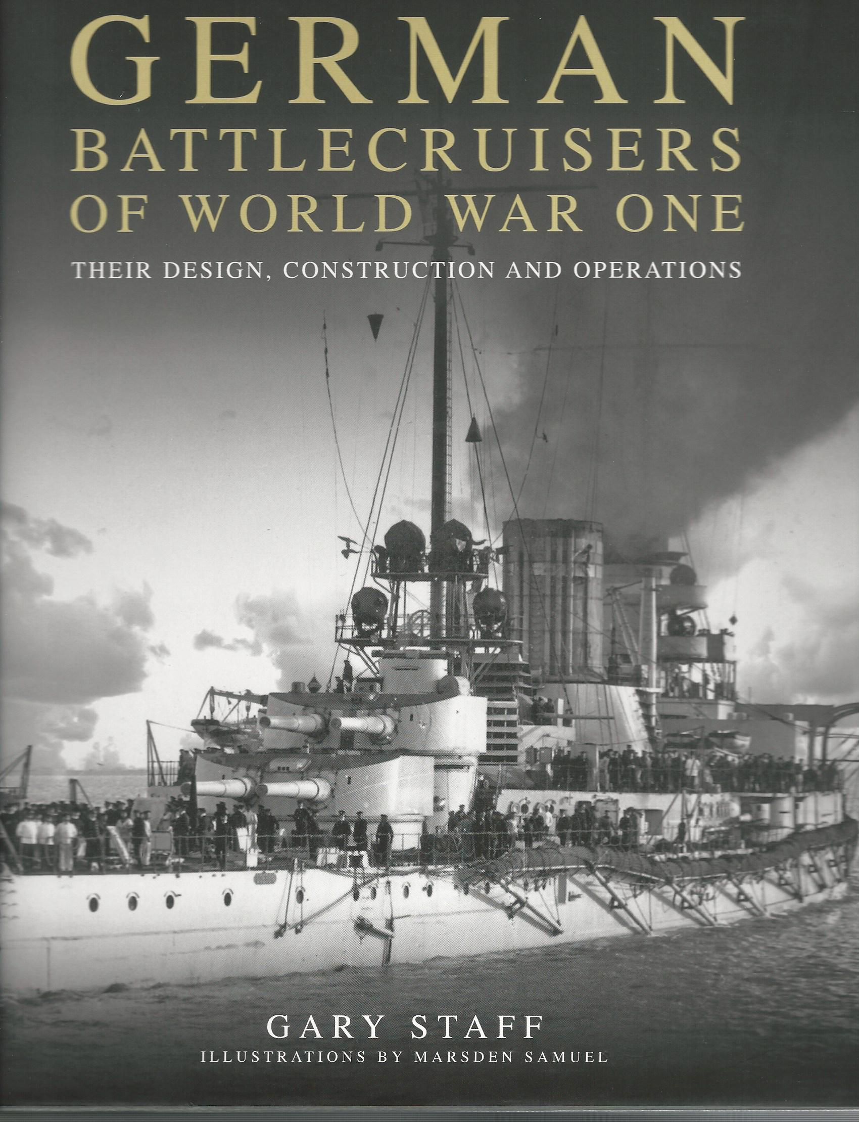Image for German Battlecruisers Of World War One.