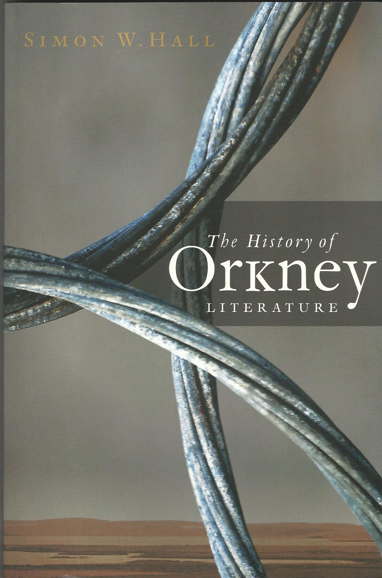 Image for The History of Orkney Literature.