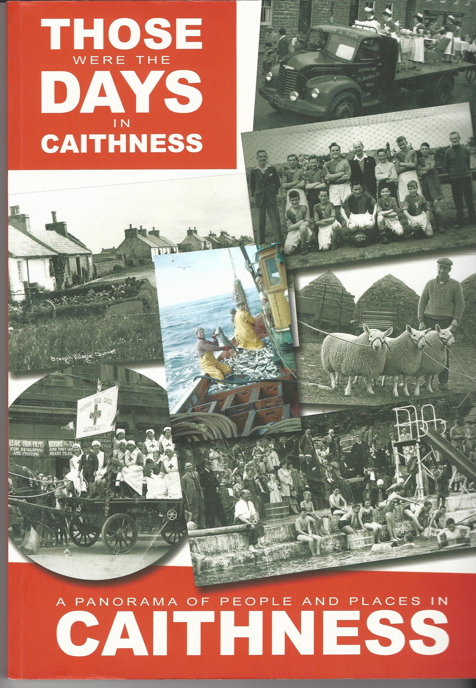 Image for Those Were the Days in Caithness.