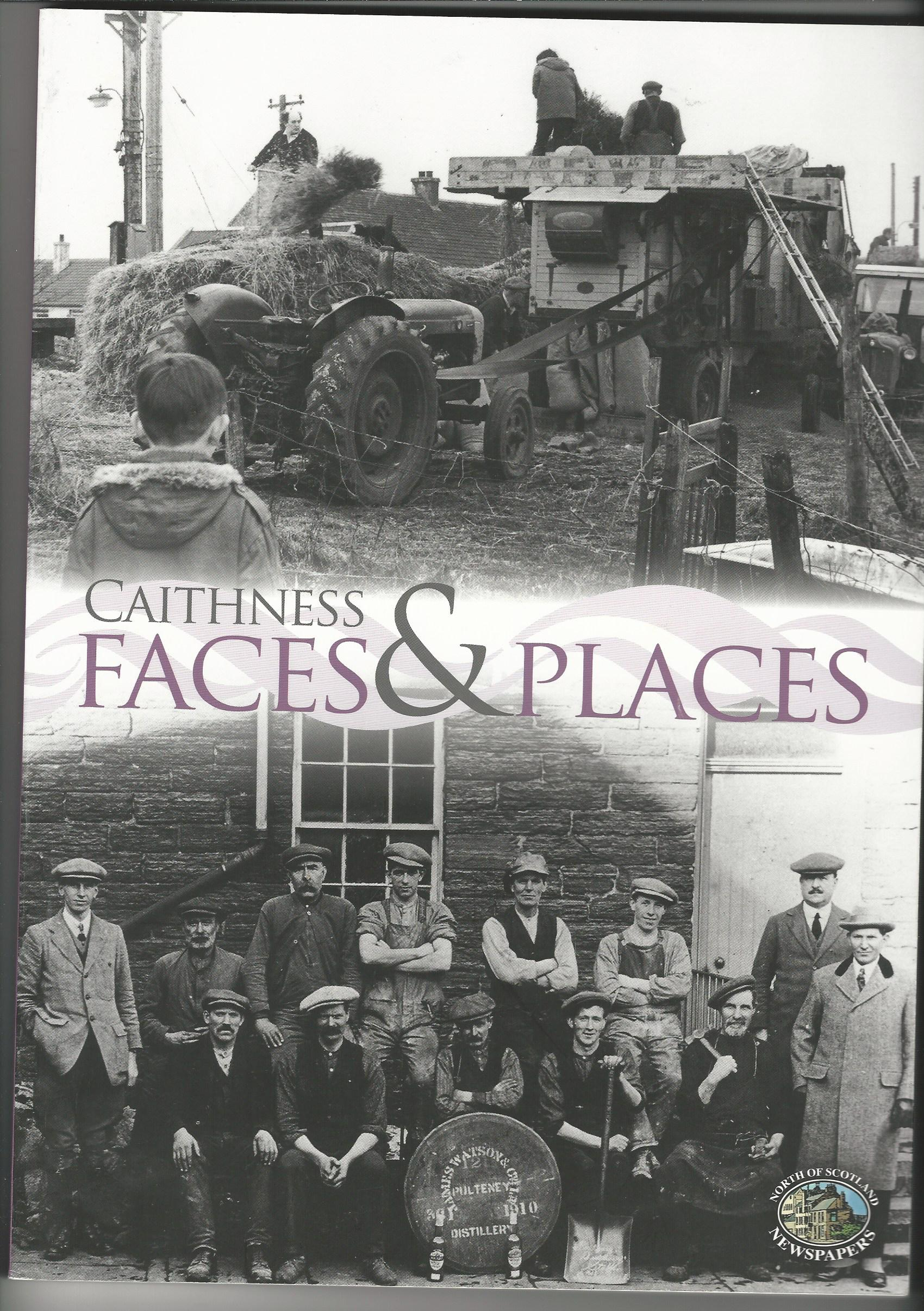 Image for Caithness Faces & Places.