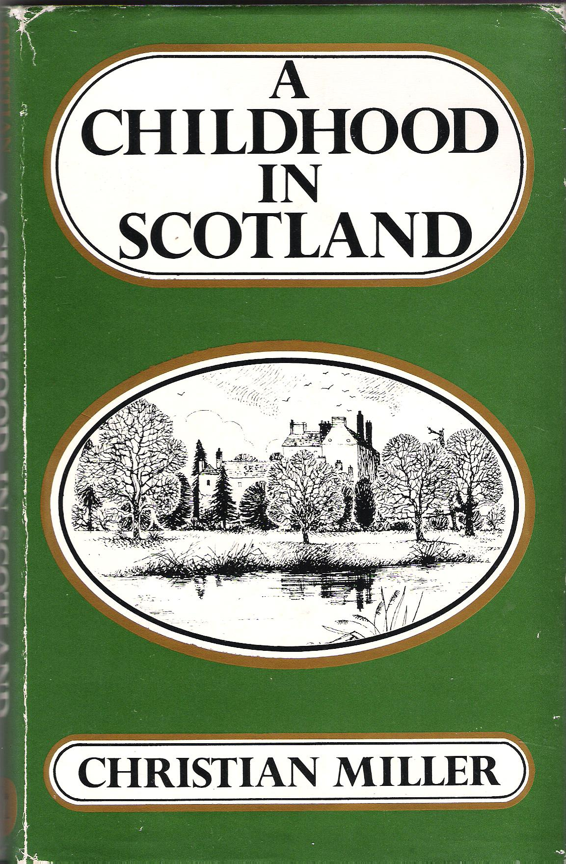 Image for A Childhood in Scotland.