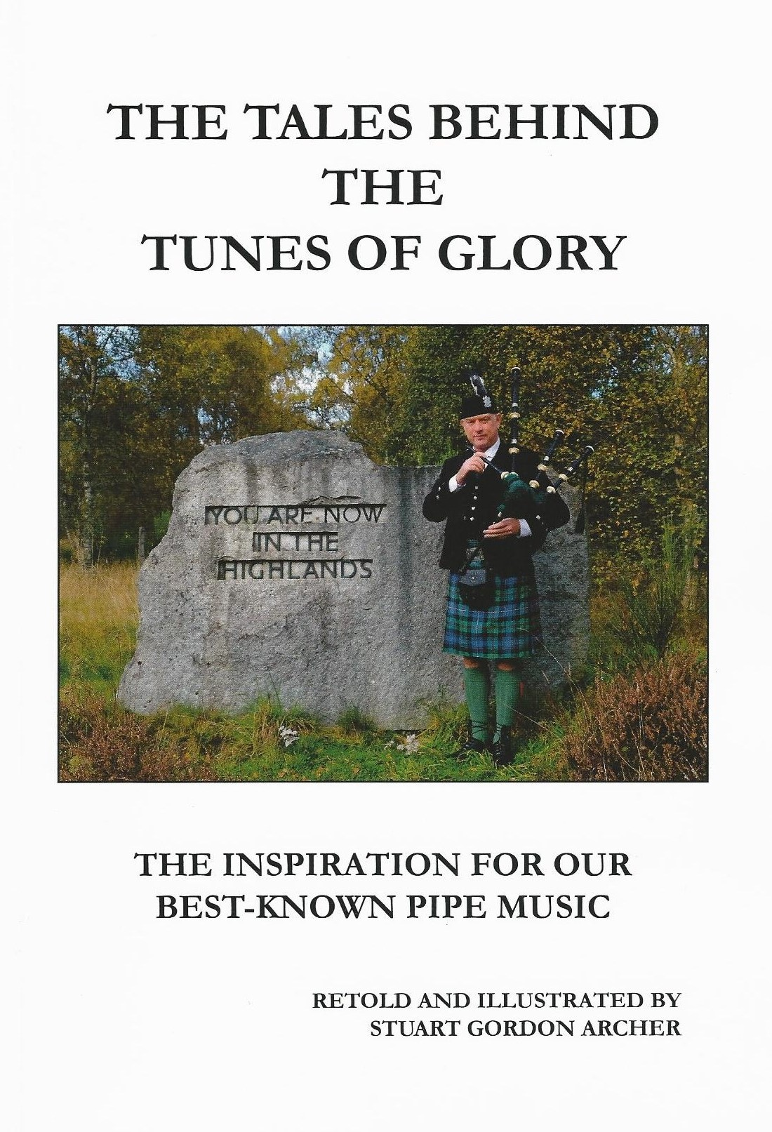 Image for The Tales Behind the Tunes of Glory