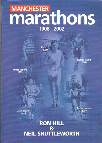 Image for Manchester Marathons: 1908-2002.