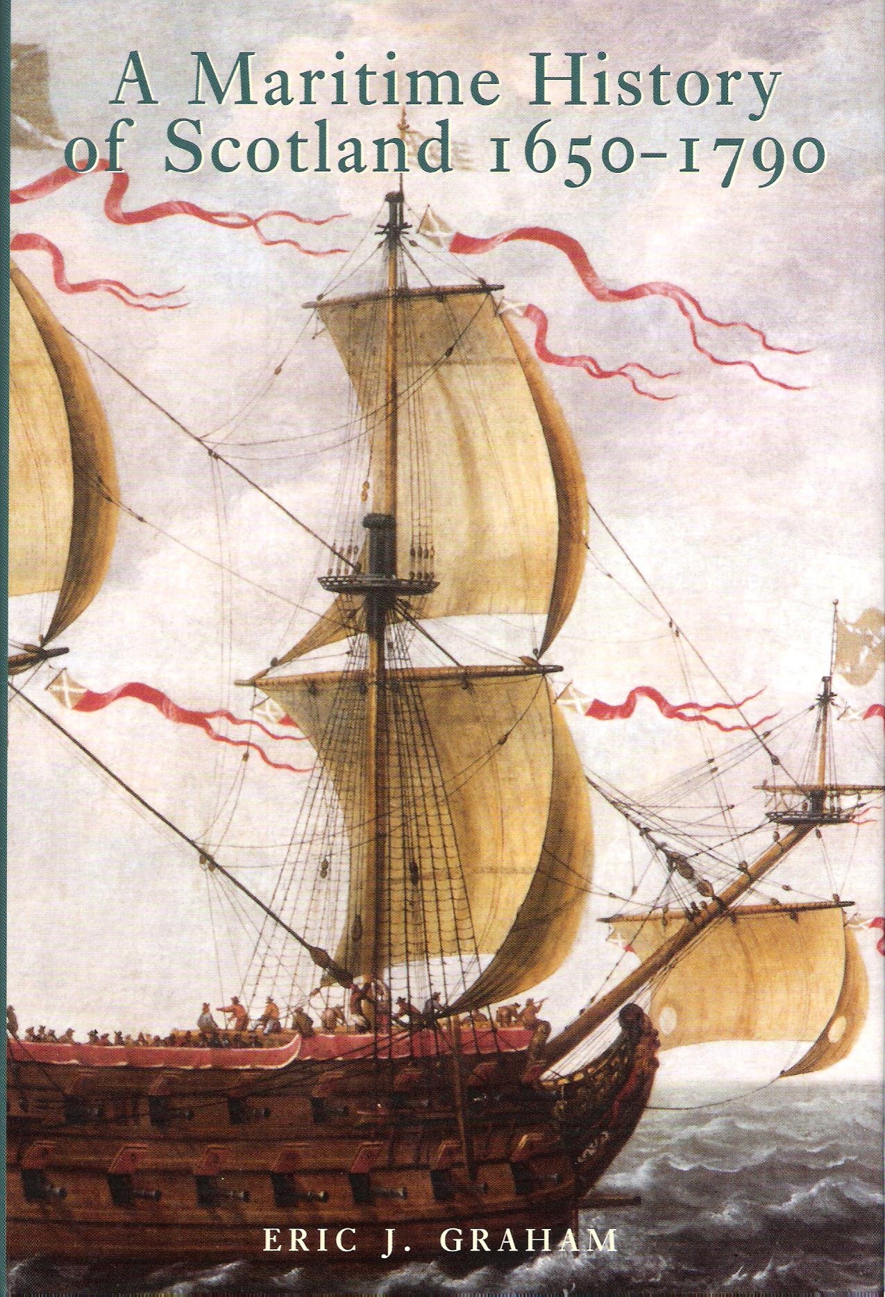 Image for A Maritime History of Scotland 1650-1790.