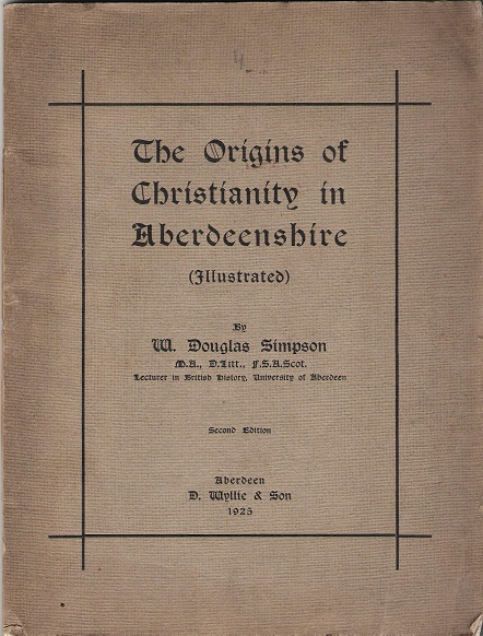 Image for The Origins of Christianity in Aberdeenshire.