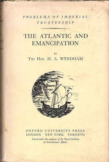 Image for The Atlantic Emancipation.