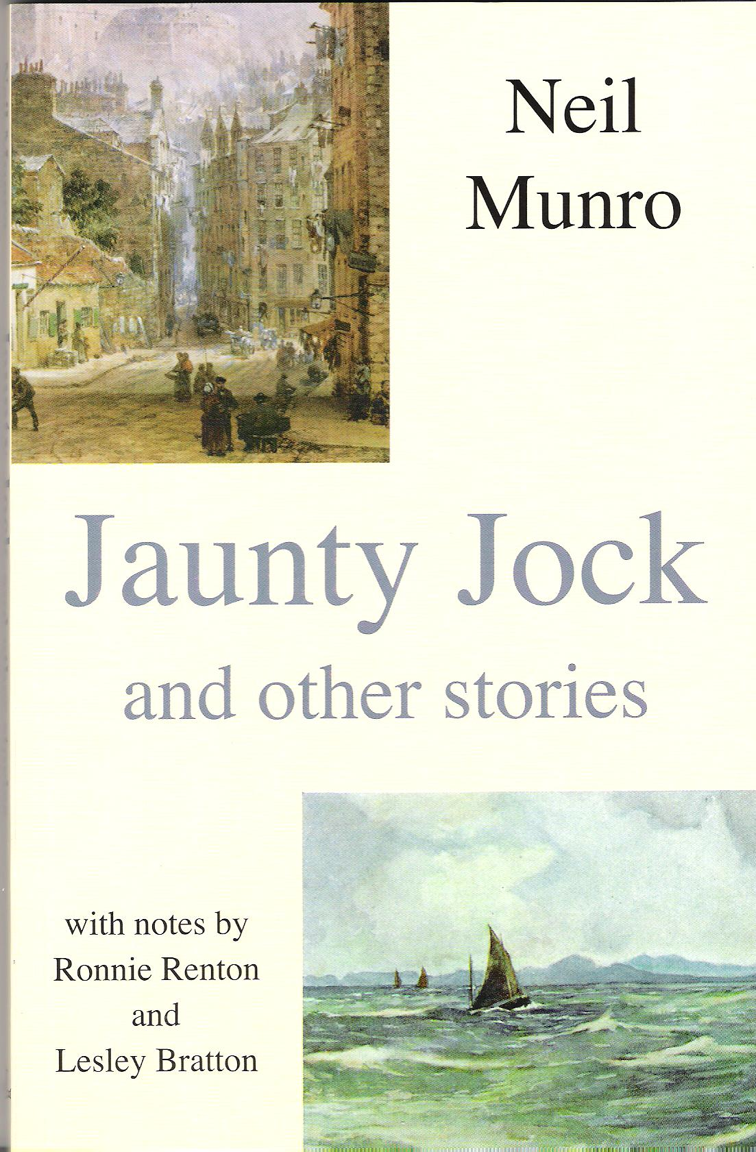 Image for Jaunty Jock and Other Stories.