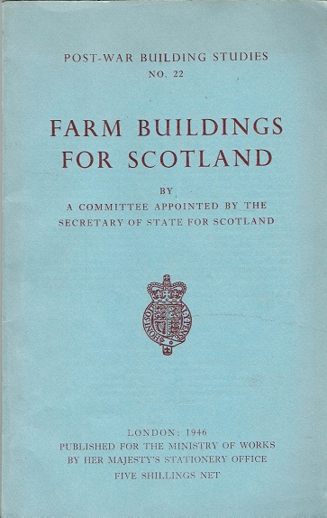 Image for Farm Buildings for Scotland.