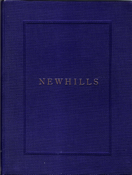 Image for Newhills: The Annals of the Parish.