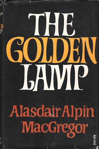 The Golden Lamp: Portrait of a Landlady.