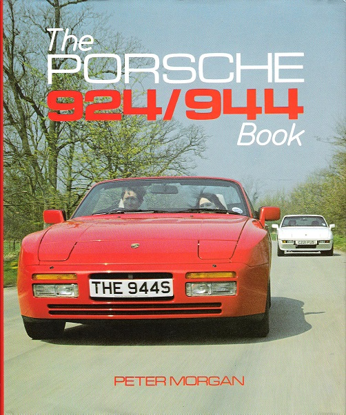 Image for The Porsche Book 924/944 Book.