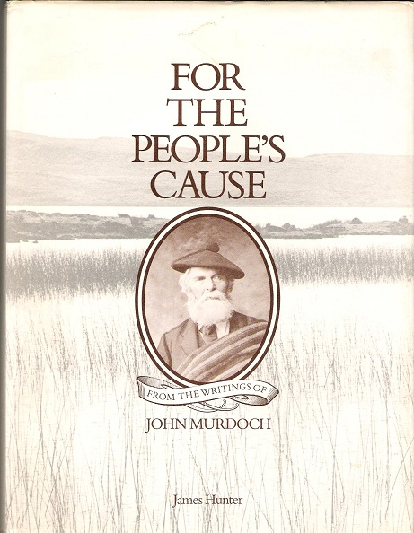 Image for For The People's Cause: from the writings of John Murdoch.