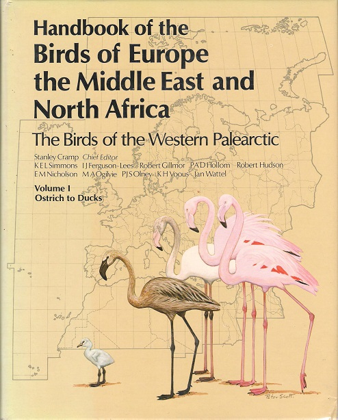 Image for Handbook of the Birds of Europe, the Middle East and North Africa. Volume I: Ostrich to Ducks.