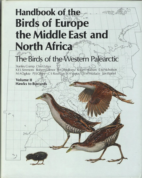 Image for Handbook of the Birds of Europe, the Middle East and North Africa: The Birds of the Western Palearctic, Volume II: Hawks to Bustards.