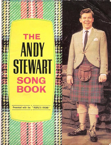 Image for The Andy Stewart Song Book.