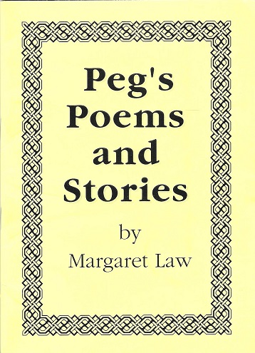 Image for Peg's Poems and Stories.